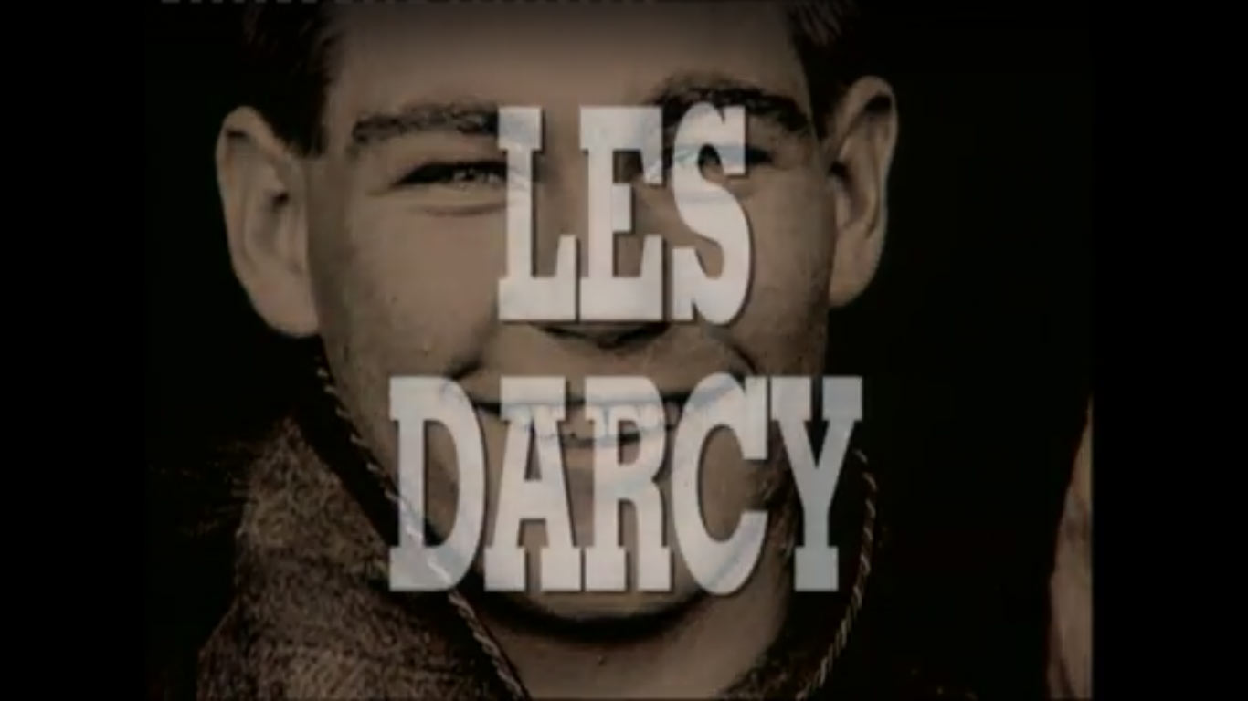 THE LES DARCY STORY